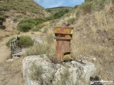 Mondalindo - Mina plata Indiano; parque natural las batuecas rutas senderismo cantabria marcos y cor